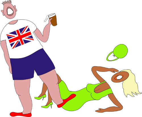 British Drunks